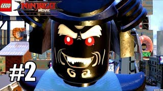 The LEGO NINJAGO Movie Videogame | Episode #2 | NINJAS ASSEMBLE | Happy Kids Games and Tv