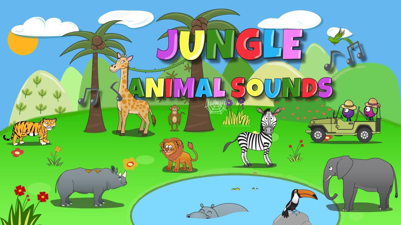 Jungle- Animal Sounds