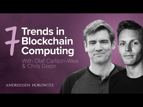 Seven Trends in Blockchain Computing (Spring 2019)