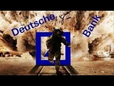 Deutsche Bank On the Brink of Global Financial Collapse (NEW)
