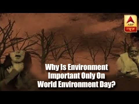 Ghanti Bajao FULL: Why Is Environment Important Only On World Environment Day? | ABP News