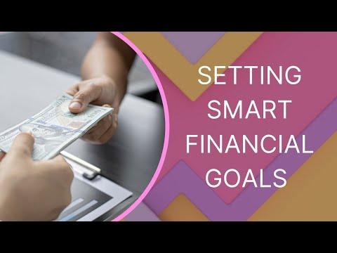 Setting Smart Financial Goals - Keroy King