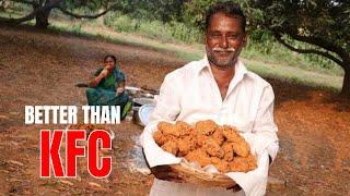 KFC Fried Chicken || Ultimate Fried Chicken Recipe || Better Than KFC || Daddychef ||