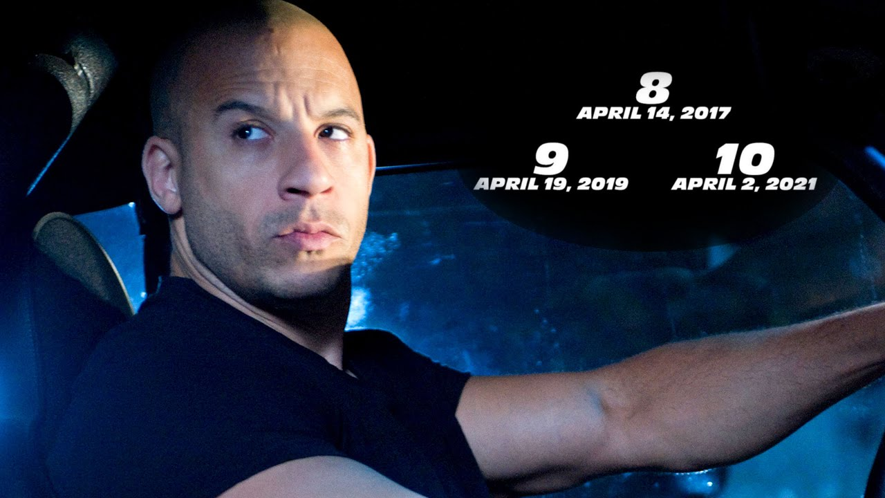 Fast and furious 9 release date