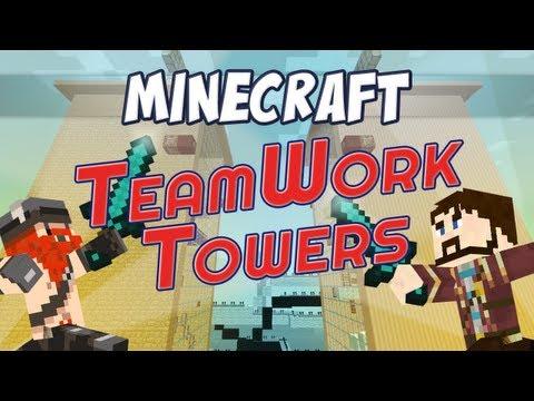 Teamwork Towers - King of Pole