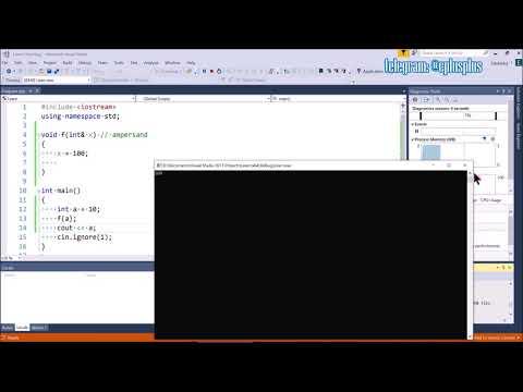 کتاب-آموزش-زبان-برنامه-نویسی-c++---قسمت-07---پارامترهای-رفرنس