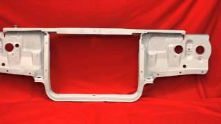 1964 Pontiac GTO Radiator Support