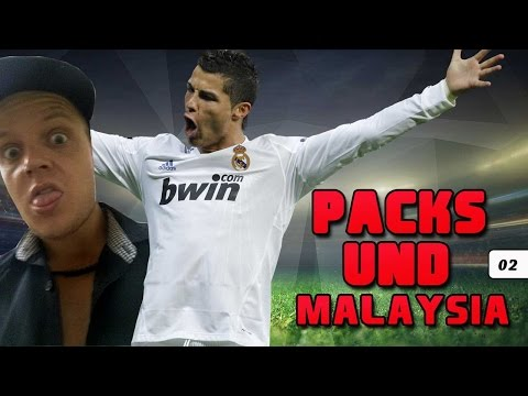 FIFA 15   Ultimate Team   Packs & Malaysia #02 - Mein Visa-Run & der Angriff auf Ronaldo SIF!