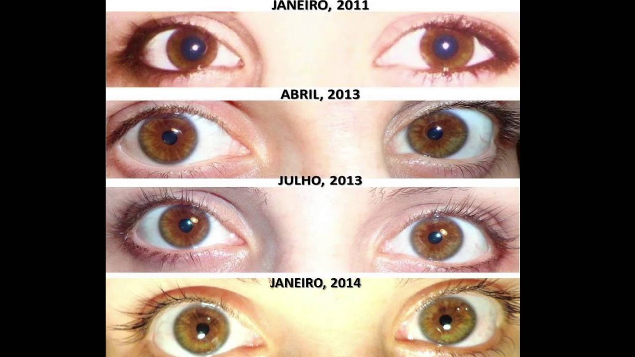 How To Change Eye Color With Fruit