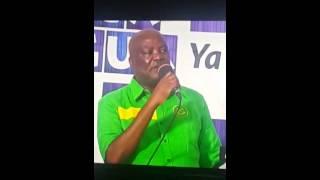 Kishimba Panga pangua jimbo la kahama mjini 2015