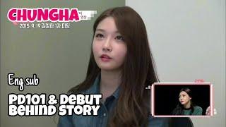 [청하] 프듀 출연부터 데뷔까지 비하인드 스토리 (ChungHa)