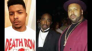 Suge Knight's son Claims Tupac isn't dead and actually is alive in Malaysia..  + Posts Video Proof.