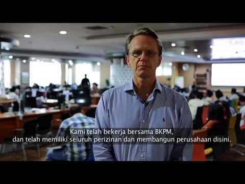 Testimoni PTSP Pusat: PT LNG Easy Indonesia