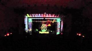 3D MAPPING 7 APRIL Фестиваль открытия лиги КВН г. Заречный