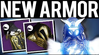 NEW GLOWING ARMOR COMING & HOW TO GET - Destiny 2