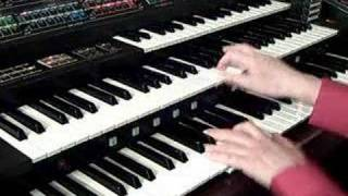 """Savoy Truffle"" played on the Yamaha FX-20 Organ"