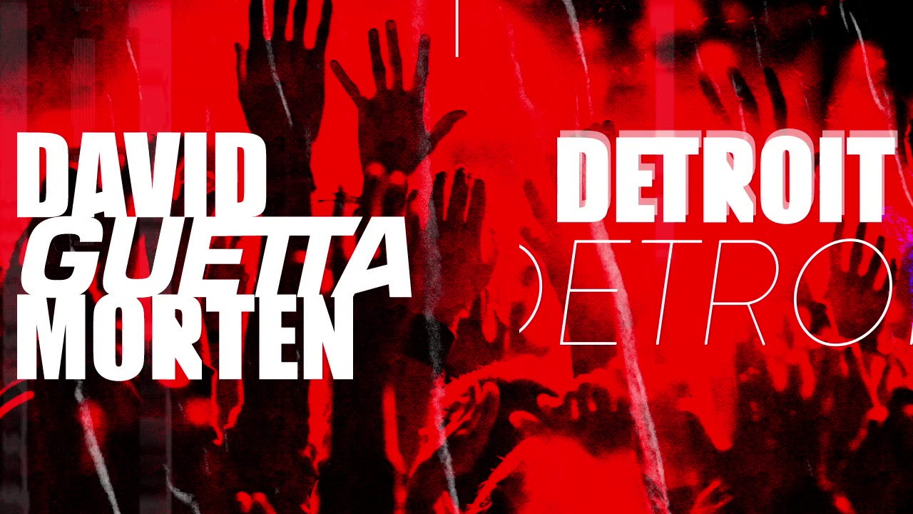 David Guetta And MORTEN Serve Up Powerful New Club Track 'Detroit 3AM' ile ilgili görsel sonucu