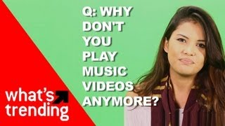 No MTV Music Videos Plus the Top 5 Videos for November 12, 2012