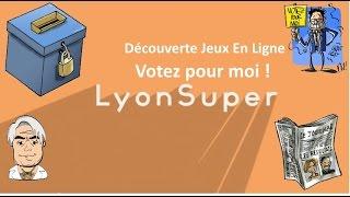 Découvrons un jeu en ligne: Votez Pour Moi !