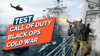TEST : CALL OF DUTY : BLACK OPS COLD WAR : efficace, mais sans plus ?