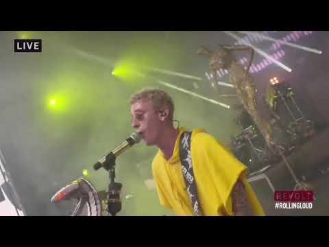 Machine Gun Kelly Live at Rolling Loud 2018