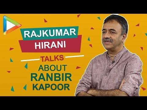 "Rajkumar Hirani: ""I realized how RANBIR KAPOOR has cut down…"" 