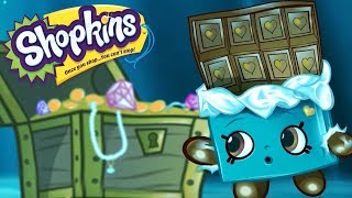 SHOPKINS Cartoon - SUNKEN TREASURE | Cartoons For Children