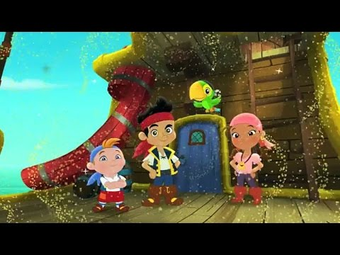 Cap tain Jake And The Never Land Pirates Full Season 1| 2016!