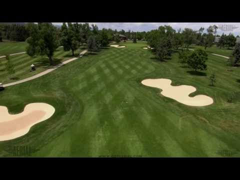 """GOLF COURSE AERIAL TOUR and """"TEE TO GREEN"""" FLYOVERS by Got Aerial llc."""