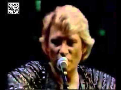 1982 - Johnny Hallyday - Palais des Sports