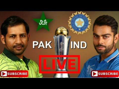 Ind vs Pak Live streaming | Final Match | ICC Champions trophy 2017 |