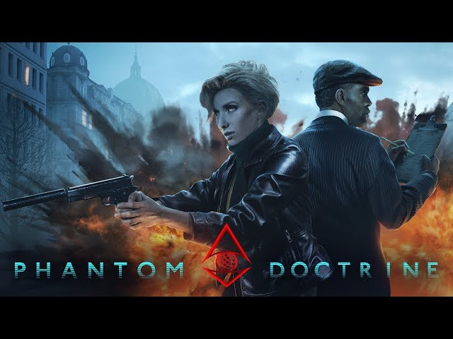 Phantom Doctrine  - Cinematic Release Date Trailer