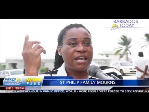 BARBADOS TODAY MORNING UPDATE - August 31, 2017