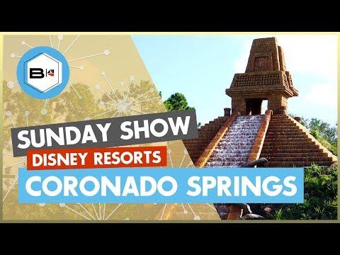 Best Rooms At Disney World Hotels | Disney's Coronado Springs Resort