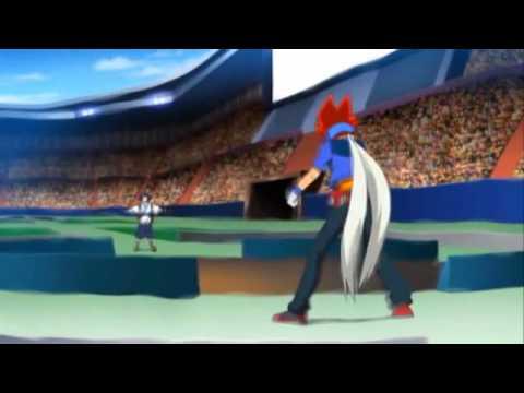 Beyblade Metal Fusion - Gingka vs Rutaro Round 1