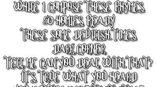 Conejo - Dark Corner (With Lyrics On Screen)