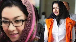 Puasa Perdana di Rutan, Rita Widyasari Targetkan 1 Hari Setengah Juz