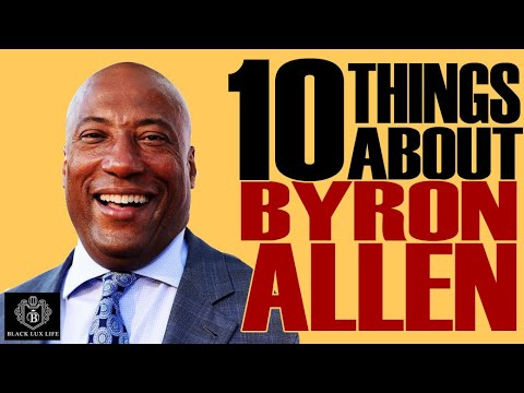 Black Excellist: Byron Allen - 10 Things You Didn't Know