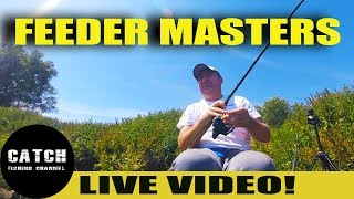 LIVE MATCH FISHING / FEEDER MASTERS / RIVER TRENT