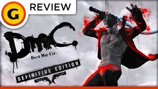 DmC: Devil May Cry Definitive Edition - Review