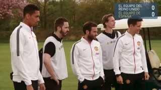 Manchester United: El Reto de FUTGOLF de Swissquote Forex