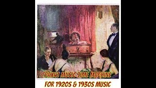 1929 - 1935  The Best Years of Big Band Music