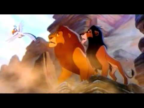 The Lion King Stampede Youtube