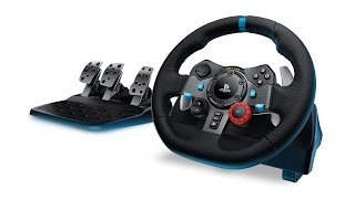 HOW TO GET YOUR G29 RACING WHEEL TO CONNECT TO PS4 (TEMPORARY FIX)