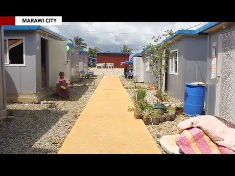 Internally-displaced persons, unti-unti nang nakabangon matapos makabalik sa kanilang mga tahanan