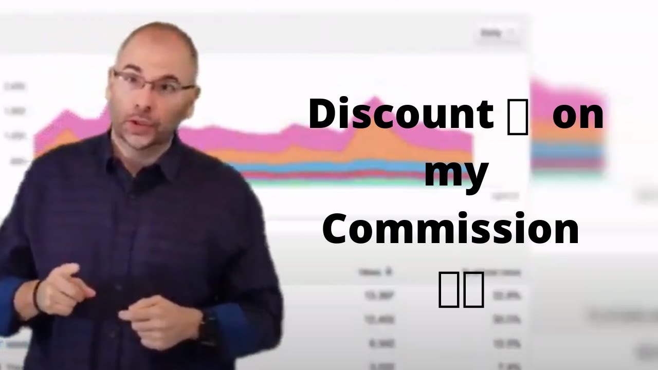 Discount 📉  on my Commission  💲📉