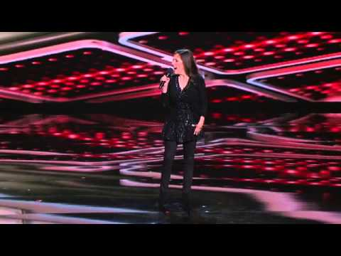 Americas Got Talent 2014  Radio City Music Hall  Wendy Liebman
