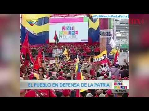 Protestas contra Maduro dejan dos muertos en Venezuela