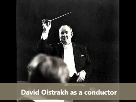 'Egmont' Overture - David Oistrakh