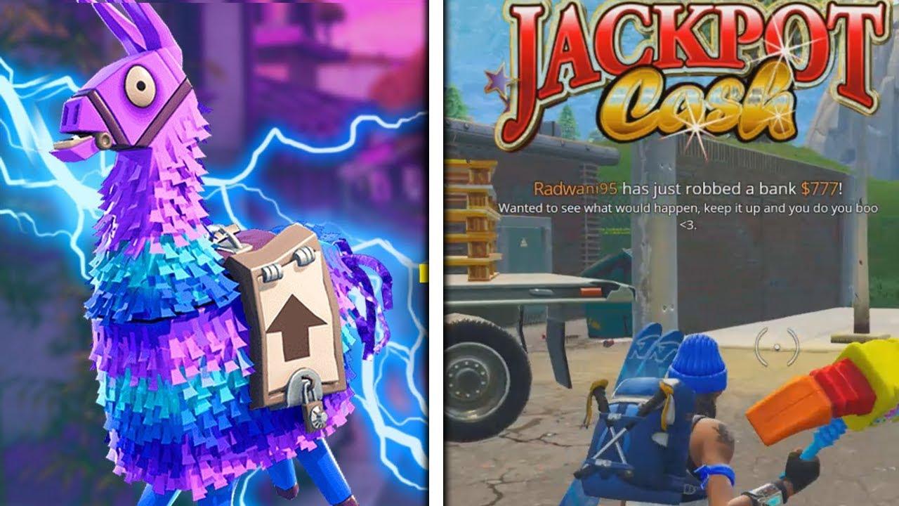 Loot Llama Epic Build Fights Fortnite Battle Royale